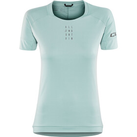 Cube AM Round Neck Jersey shortsleeve Dame blue